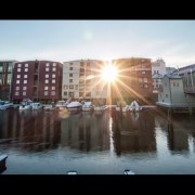 Video der Woche: Winter in Trondheim